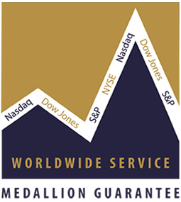 Medallion Guarantee